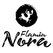 Flamin Nora - Freshly made flatbread sandwiches